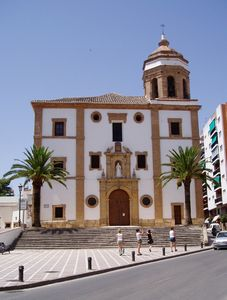 Church ar Ronda